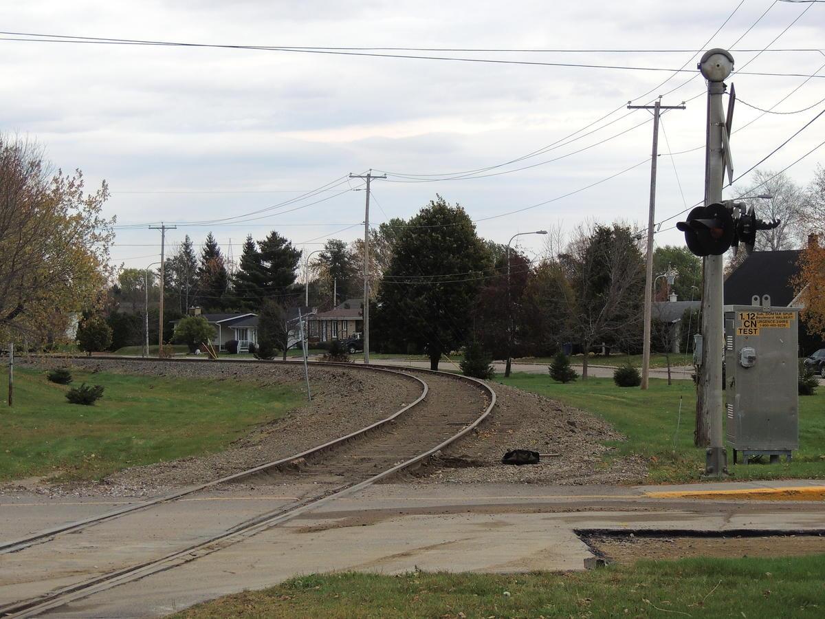 Ottawa investit 7,4 M$ pour une étude de faisabilité pour prolongement du chemin de fer de Dolbeau-Mistassini