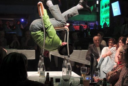 Du cirque en cabaret : Une découverte  à répéter