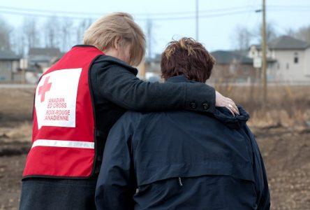 MRC Maria-Chapdelaine : 25 personnes ont pu compter sur la Croix-Rouge en 2014