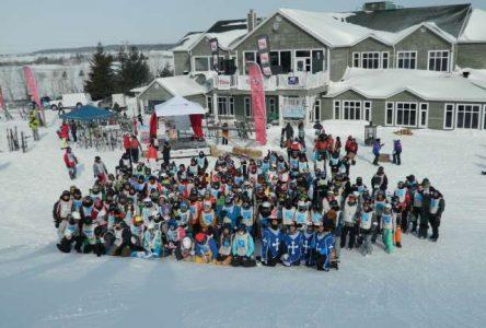 Plus de 52 000 $ au Défi Ski LEUCAN