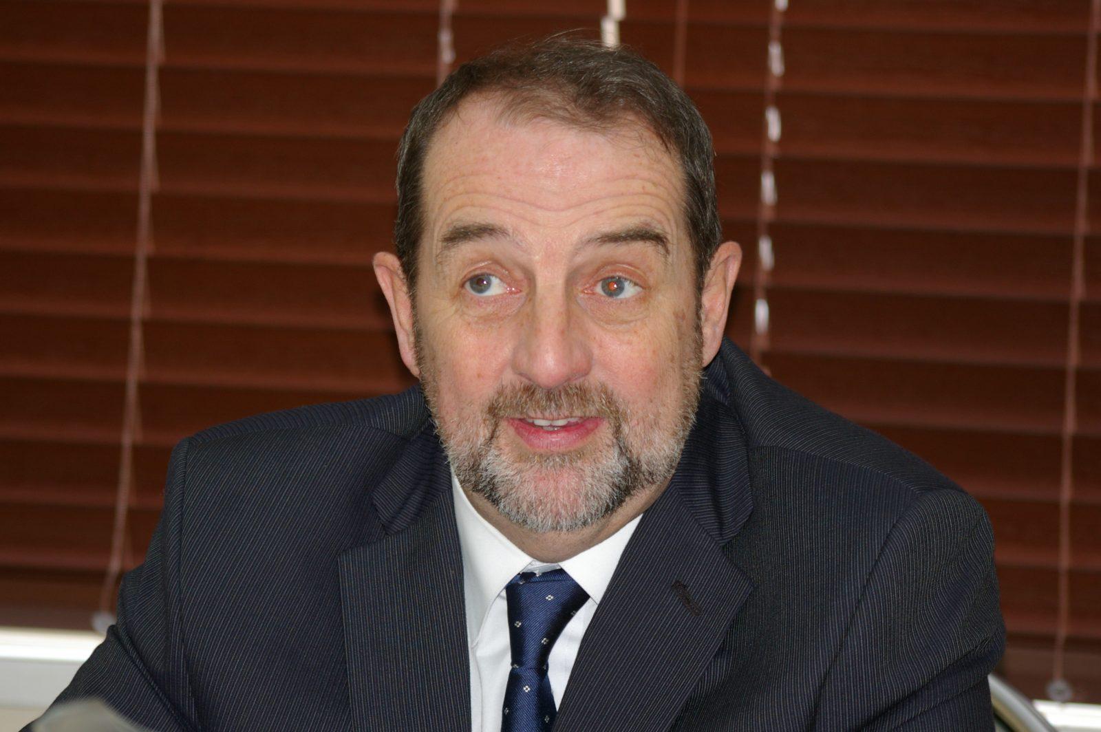 Denis Lebel entend développer le transport ferroviaire dans la région