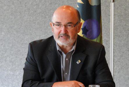 Jean-Pierre Boivin invite les candidats à prendre position