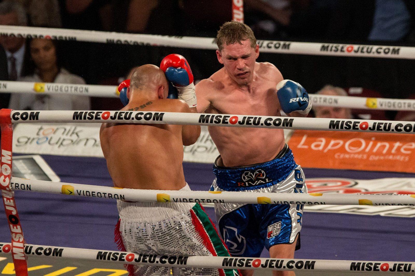 Le blogue de Richard Cloutier : www.boxe-o-rama.com