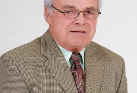 Le Normandinois Paulo Duchesne reçoit le Prix Arthur P. Earl