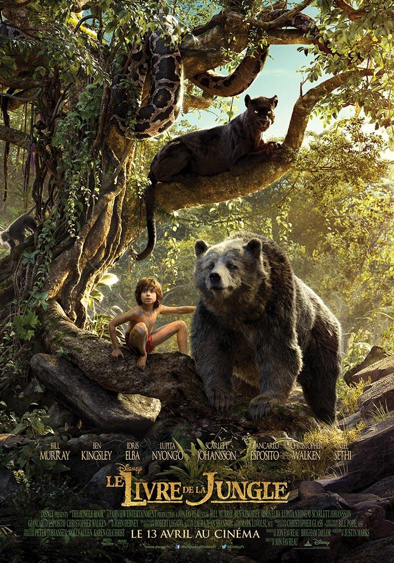 Le livre de la jungle: renaissance d'un classique