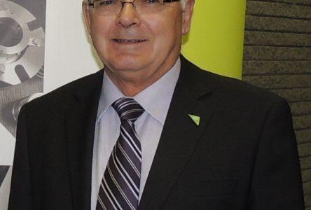 Léon-Paul Darveau candidat à l'échevinage