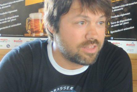 Luc Simard candidat au siège numéro 2 à Dolbeau-Mistassini