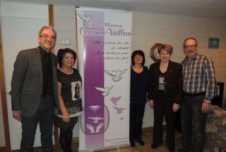 La Maison Colombe Veilleux fête ses 25 ans