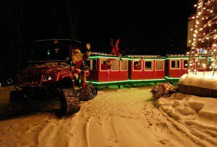 Le Père Noël vous attend jusqu'au 5 janvier