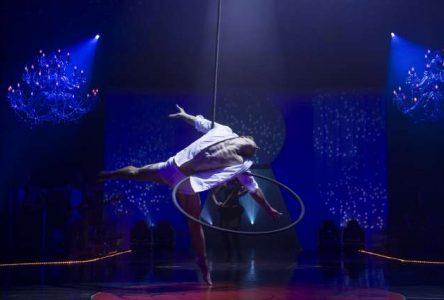 Il y a deux ans, l'acrobate Maxime Girard devenait paraplégique