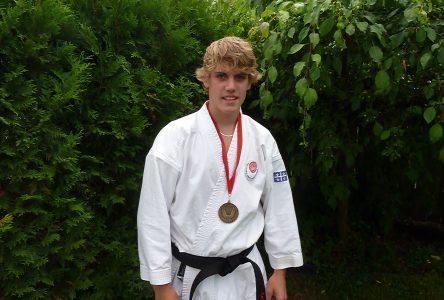 Maxime Migneault, nouveau champion mondial