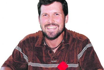 Olivier Bouchard-Lamontagne défend les valeurs de Québec solidaire