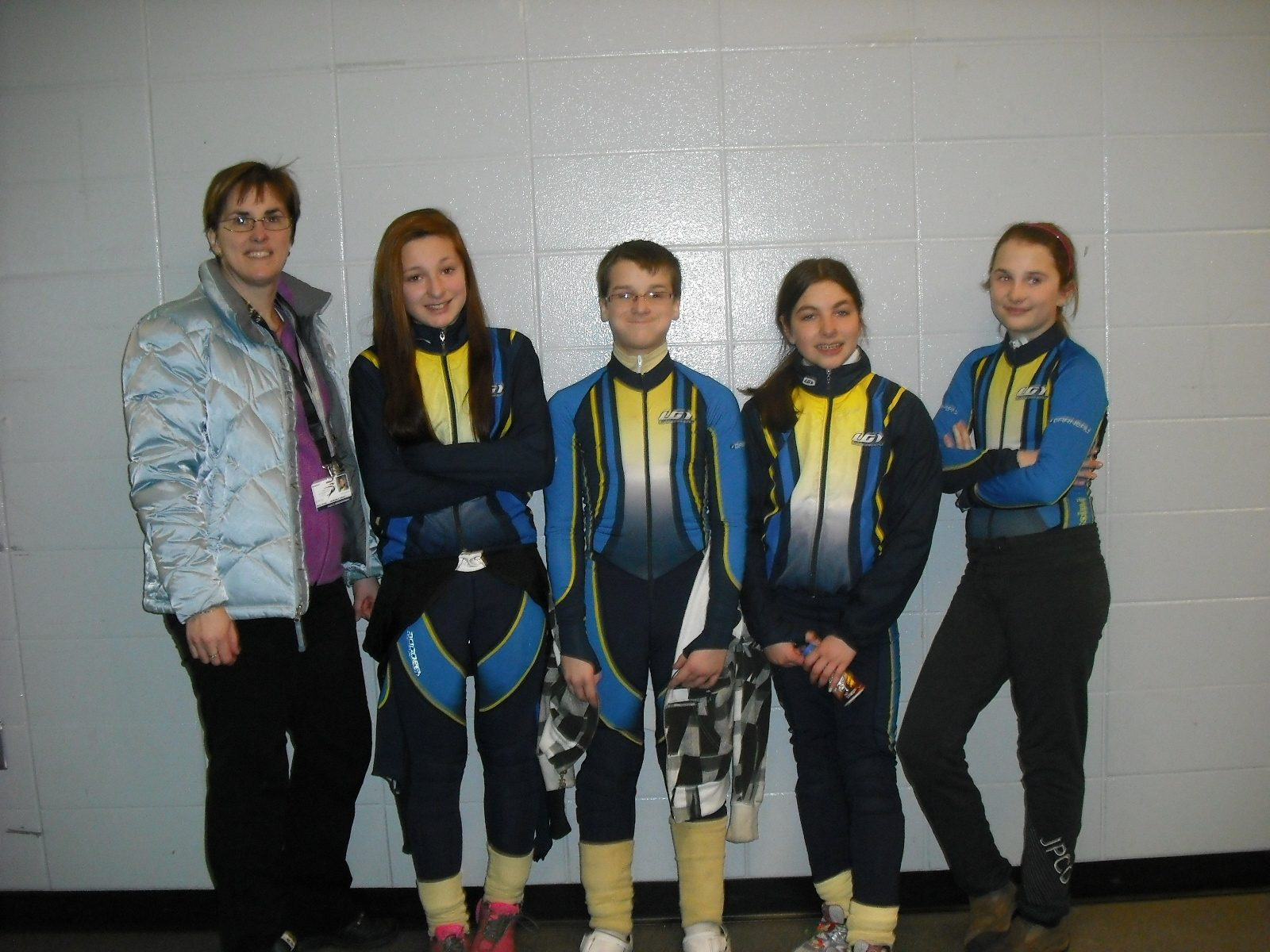 Quatre Optivites participent au Championnat provincial