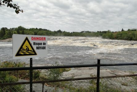Des pancartes « Danger de noyade » installées sur la Mistassibi
