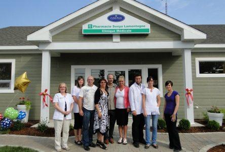 La Pharmacie Sonya Lamontagne inaugure ses nouveaux locaux