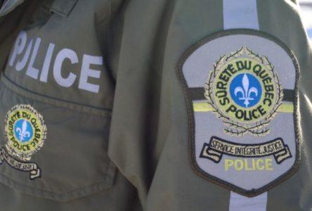 Perquisition à Dolbeau-Mistassini : trois arrestations