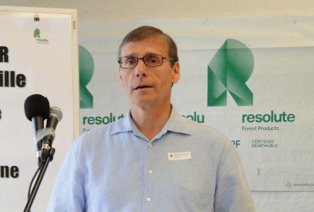Produits forestiers Résolu rencontre population et intervenants forestiers