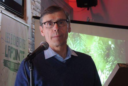Richard Garneau sonne l'alarme