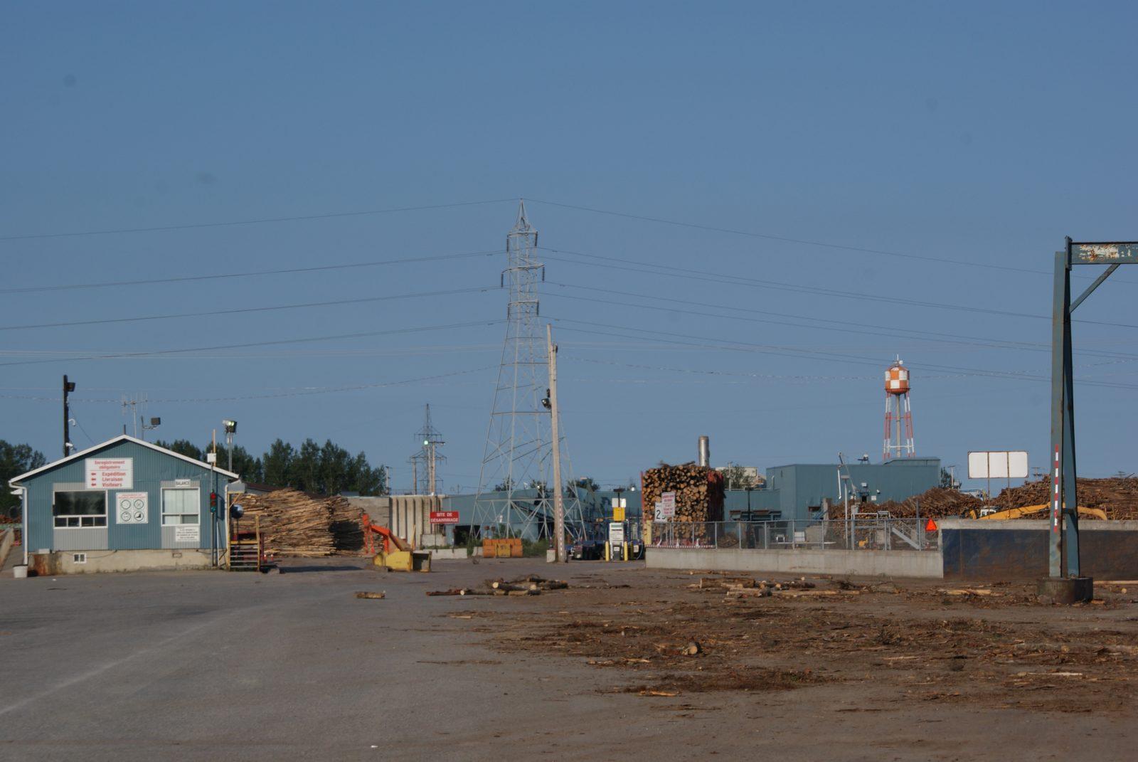 La scierie PFR de Mistassini subira une 6e semaine d'arrêt en septembre