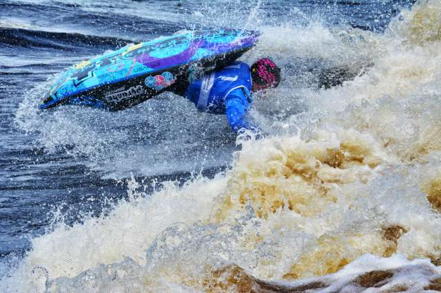 Sports en eau vive : la région se taille une place enviable