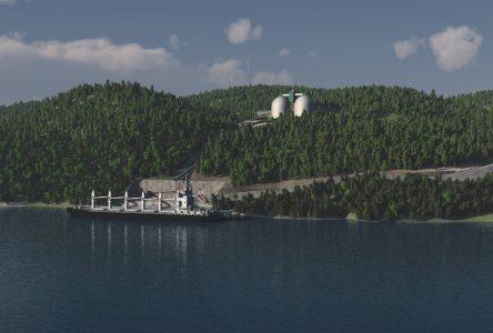 Un projet portuaire pour la mine d'Arianne Phosphate