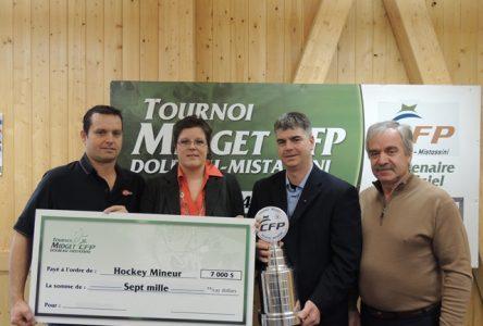 Le Tournoi Midget CFP lance sa 52e édition en février 2013