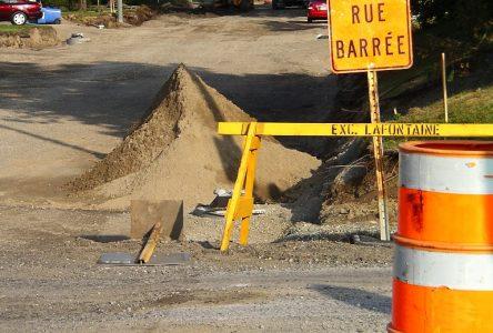La route 169 fermée à Saint-Méthode cette fin de semaine
