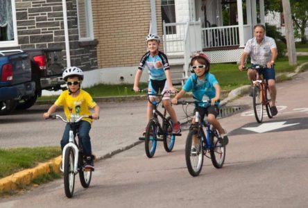 Le Vélo-Don$ de Normandin récolte 12 000 $