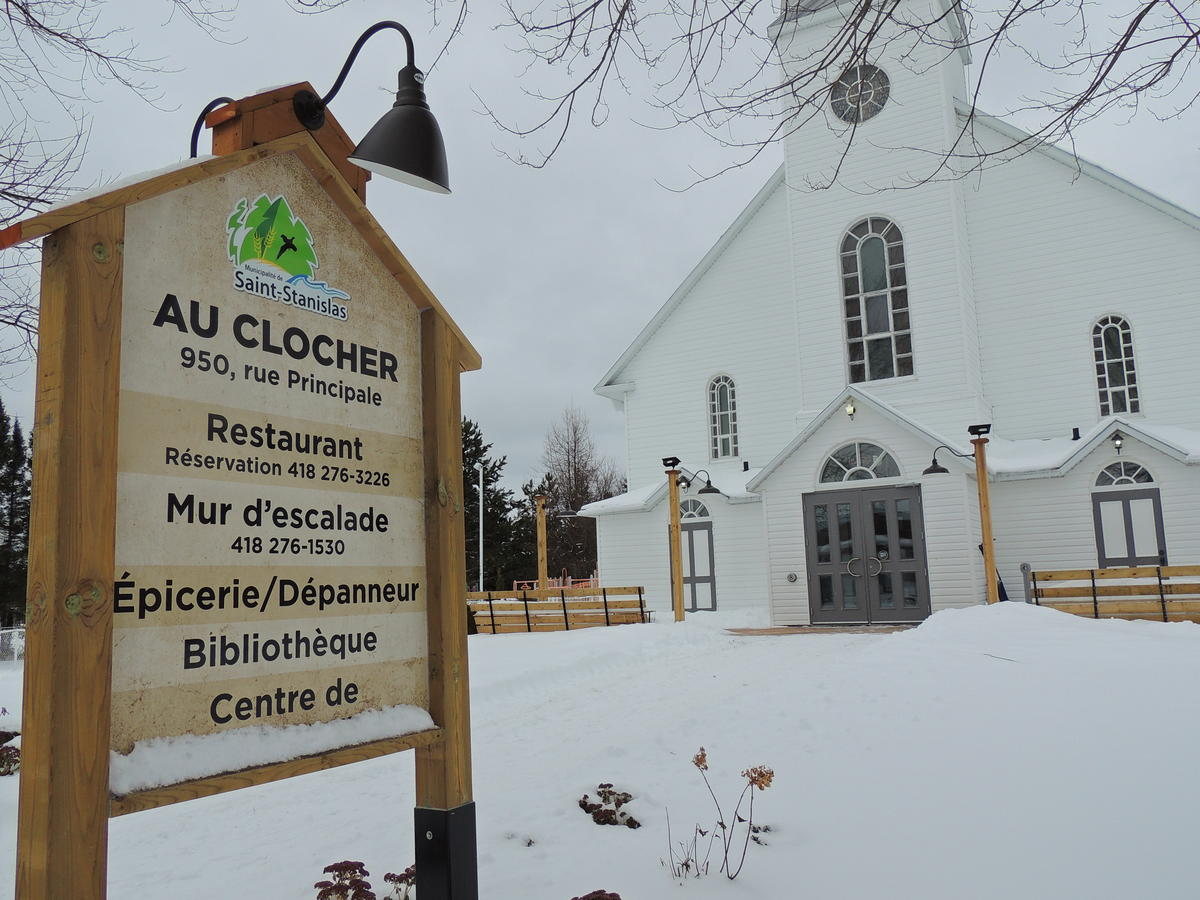 Centre multifonctionnel Au Clocher : « On a redynamisé notre village »
