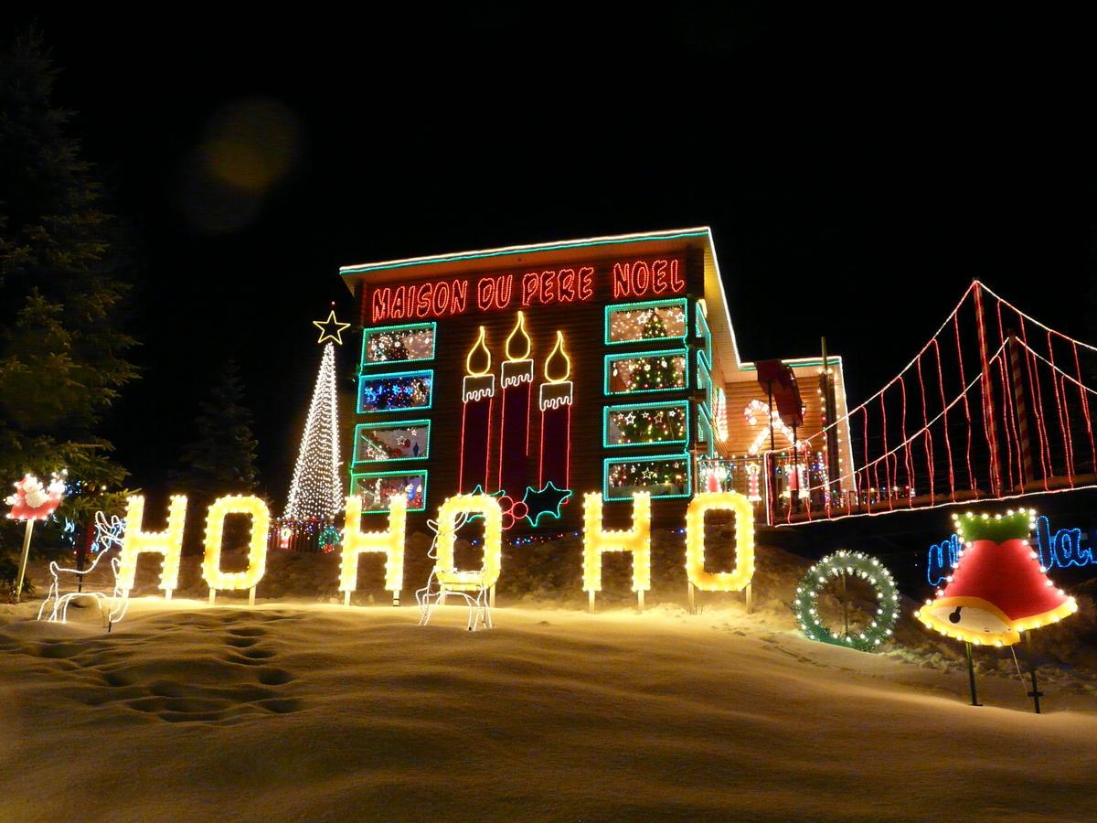 La Maison Du Pere Noel.La Maison Du Père Noël Fait Relâche Le Nouvelles Hebdo