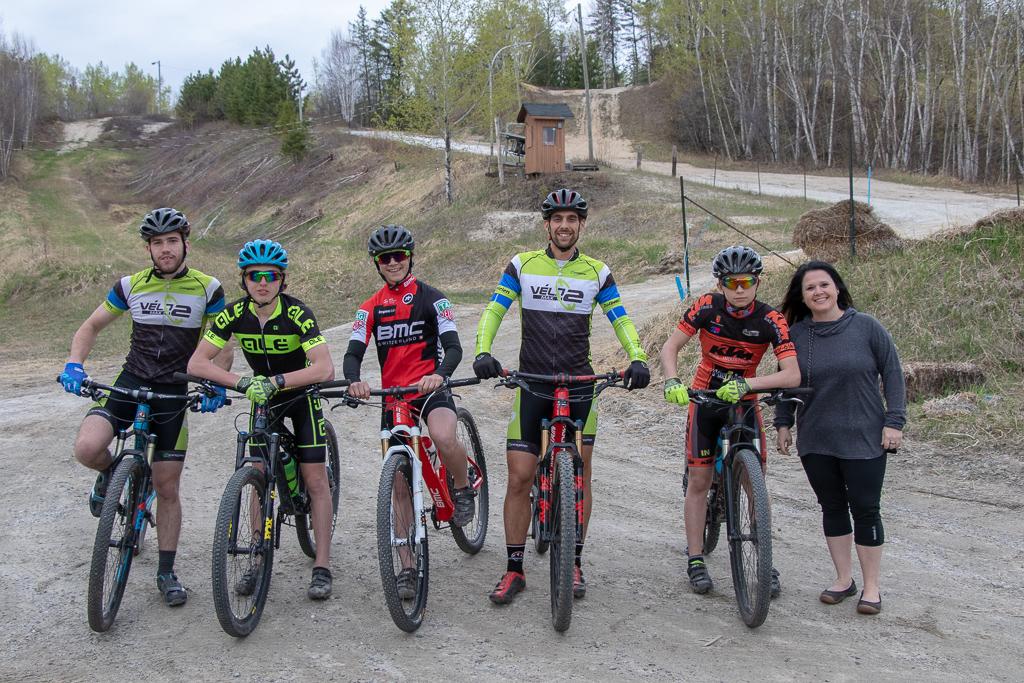 Du vélo de montagne, au cœur de la ville!