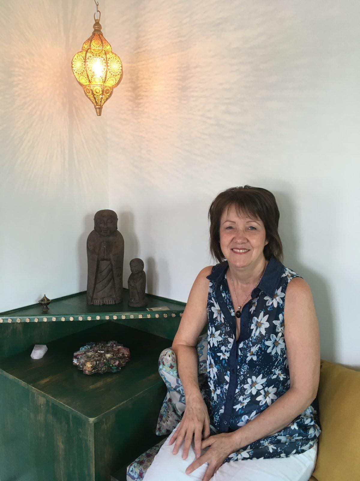 Andrée Julien offre des sessions de mieux-être