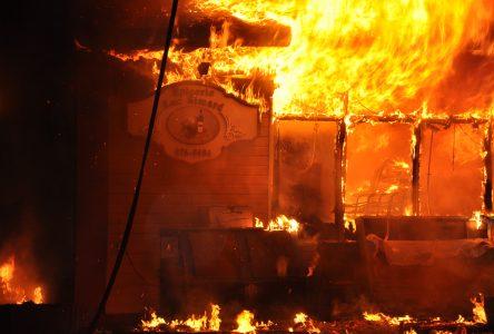 Fraudes et incendie criminel à Saint-Thomas : Nancy Landry accusée