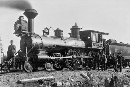 Histoire de train… La Quebec and Lake St-John Railway