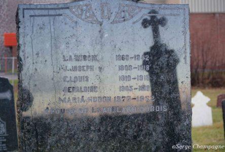 La grande tueuse de 1918 (2e partie) Nos morts