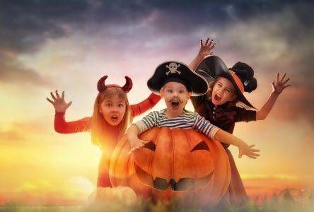 L'Halloween au Pays des Bleuets