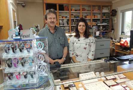 75 ans de la Bijouterie Thibault à Albanel: bien servir le client d'abord