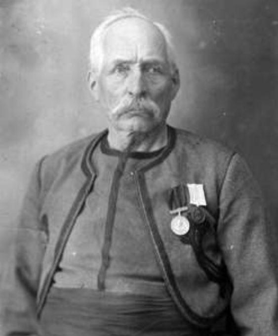 Auguste-Victor Gagné, combattant de Dieu