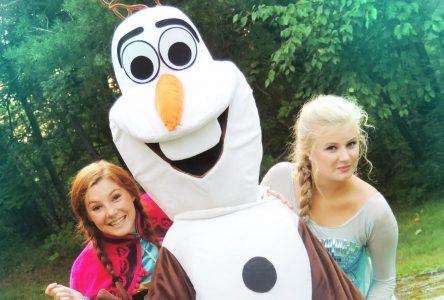 Au Météore le 16 décembre : à la rencontre des personnages de la Reine des Neiges