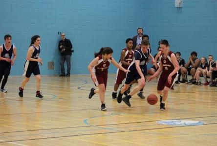 Polyvalente de Normandin :  développer une culture de basketball