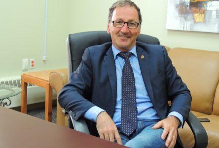 Richard Hébert prend la présidence du Musée Louis-Hémon
