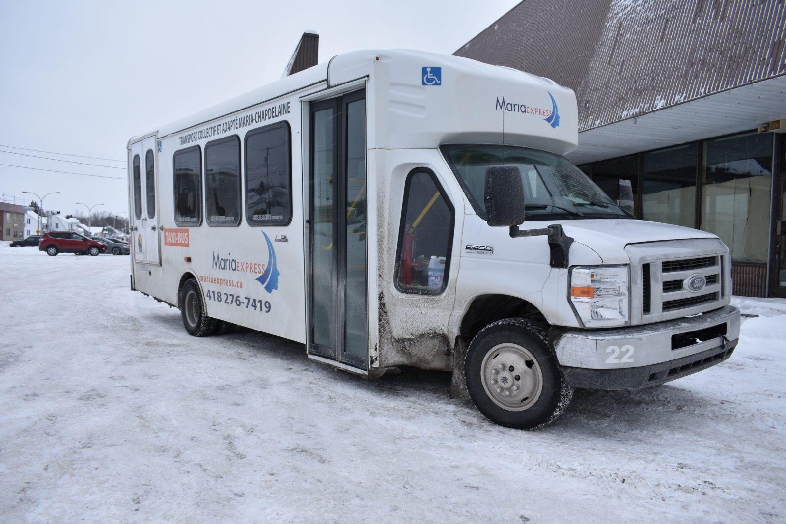 Maria Express veut du transport collectif dans toutes les localités en 2019