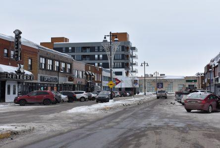 Le projet de réaménagement du centre-ville actualisé