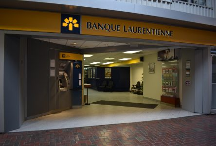 La Banque Laurentienne fermera sa succursale de Dolbeau-Mistassini