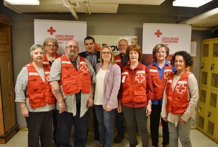 Croix-Rouge section Maria-Chapdelaine : faire beaucoup avec peu