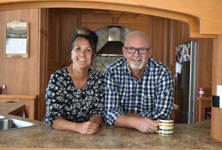 Opérer un gîte en région : Serge et Lise ont découvert un mode de vie passionnant