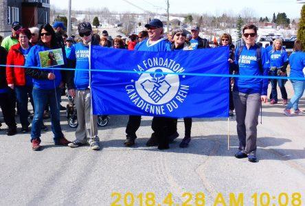 Marche du rein à Saint-Eugène-d'Argentenay : une activité qui prend de l'ampleur