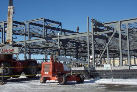 Métaux GBL s'est spécialisé dans les chantiers nordiques