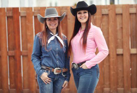 Deux passionnées des chevaux sur les routes de la province