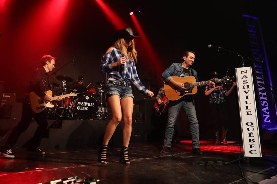 Nashville Québec à la Note en folie de Saint-Augustin